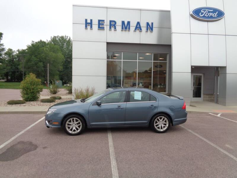 2012 Ford Fusion for sale at Herman Motors in Luverne MN