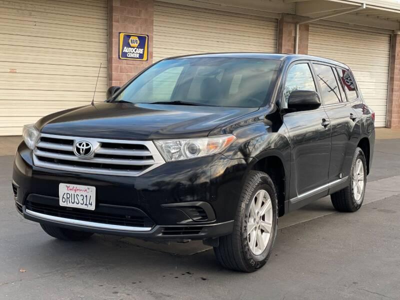 2011 Toyota Highlander for sale at California Auto Deals in Sacramento CA