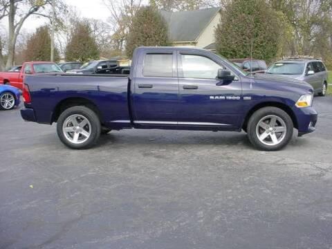 2012 RAM Ram Pickup 1500 for sale at Westview Motors in Hillsboro OH