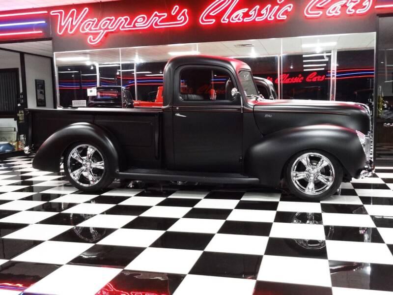 1941 Ford CUSTOM for sale at Wagner's Classic Cars in Bonner Springs KS