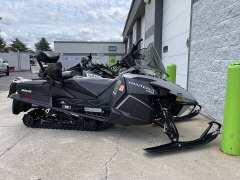 2018 Arctic Cat Pantera 3000 for sale at Road Track and Trail in Big Bend WI
