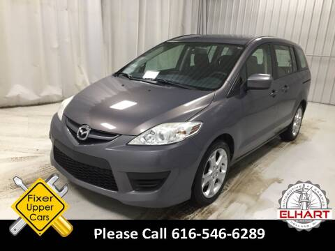 2010 Mazda MAZDA5 for sale at Elhart Automotive Campus in Holland MI