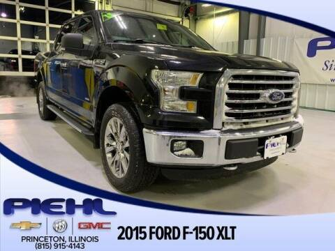2015 Ford F-150 for sale at Piehl Motors - PIEHL Chevrolet Buick Cadillac in Princeton IL