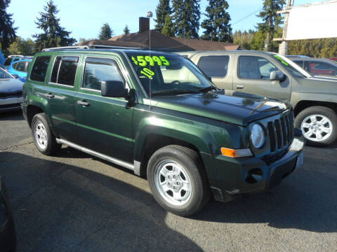 2010 Jeep Patriot for sale at Lino's Autos Inc in Vancouver WA