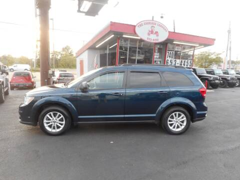 2013 Dodge Journey for sale at The Carriage Company in Lancaster OH