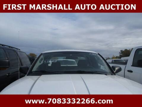 2008 Dodge Dakota for sale at First Marshall Auto Auction in Harvey IL