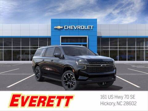2021 Chevrolet Suburban for sale at Everett Chevrolet Buick GMC in Hickory NC