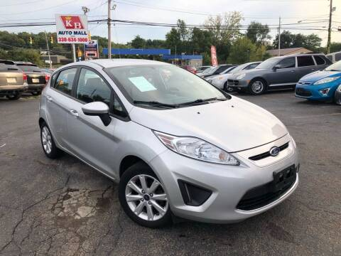 2011 Ford Fiesta for sale at KB Auto Mall LLC in Akron OH