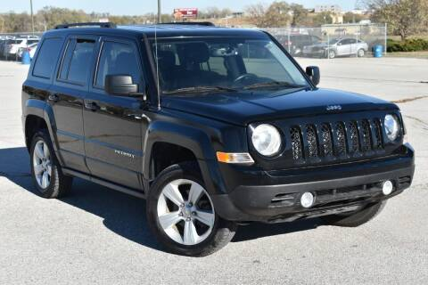 2014 Jeep Patriot for sale at Big O Auto LLC in Omaha NE
