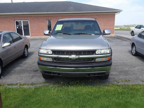 1999 Chevrolet Silverado 1500 for sale at Dun Rite Car Sales in Downingtown PA