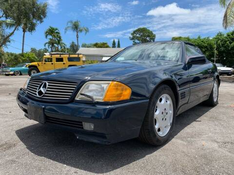 1992 Mercedes-Benz 300-Class for sale at American Classics Autotrader LLC in Pompano Beach FL