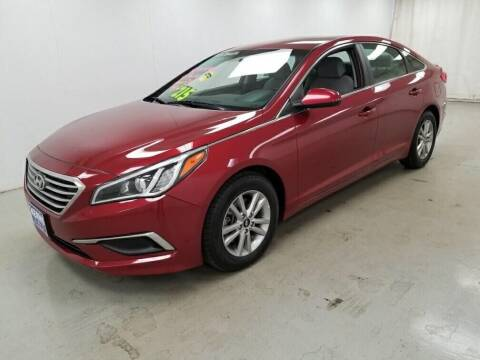 2016 Hyundai Sonata for sale at Kerns Ford Lincoln in Celina OH