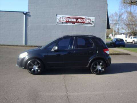 2008 Suzuki SX4 Sportback for sale at Motion Autos in Longview WA