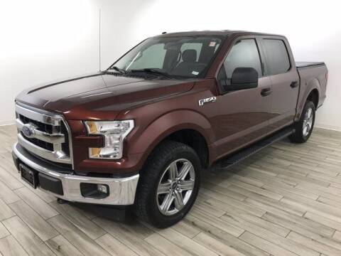 2017 Ford F-150 for sale at TRAVERS GMT AUTO SALES - Traver GMT Auto Sales West in O Fallon MO