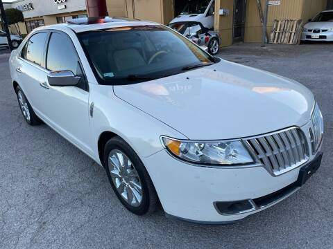 2012 Lincoln MKZ for sale at Austin Direct Auto Sales in Austin TX