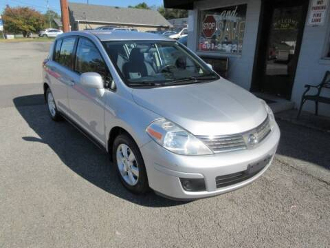 2009 Nissan Versa for sale at karns motor company in Knoxville TN