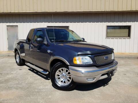 2003 Ford F-150 for sale at M & A Motors LLC in Marietta GA
