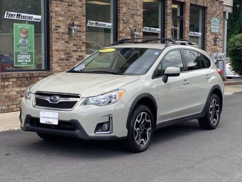 2017 Subaru Crosstrek for sale at The King of Credit in Clifton Park NY