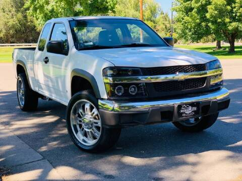2006 Chevrolet Colorado for sale at Boise Auto Group in Boise ID