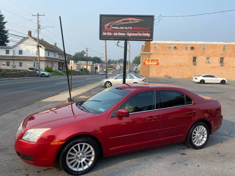 2006 Mercury Milan for sale at Fineline Auto Group LLC in Harrisburg PA