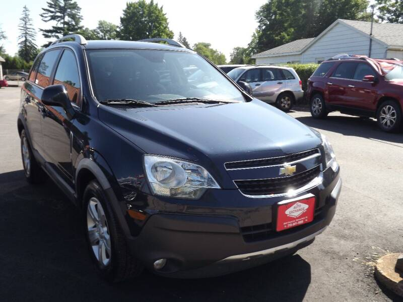 2014 Chevrolet Captiva Sport for sale at The Auto Exchange in Stevens Point WI