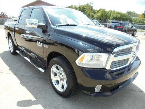 2014 RAM Ram Pickup 1500 for sale at PIONEER AUTO SALES LLC in Cleveland TN