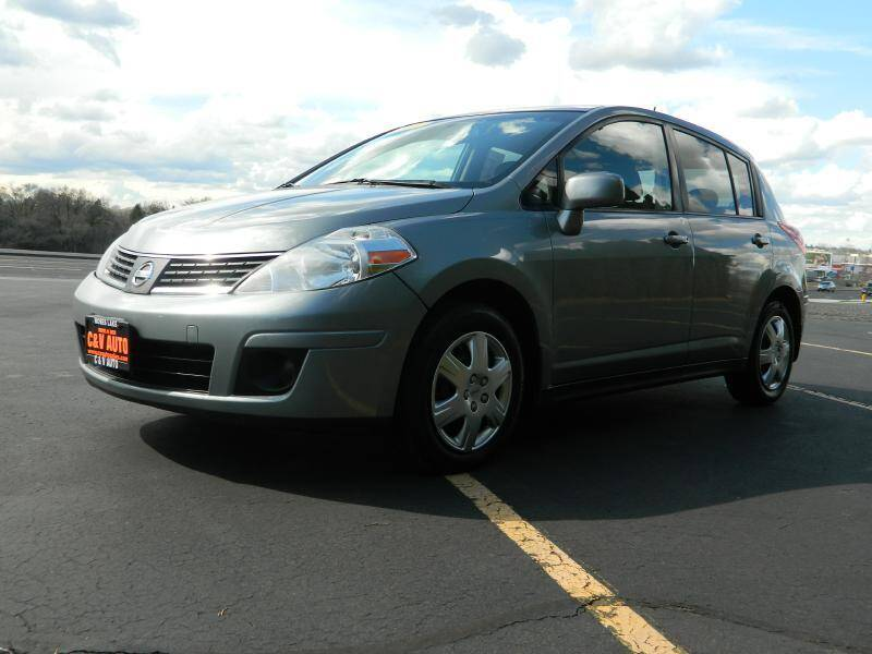 2007 Nissan Versa for sale at C & V Auto Sales & Service in Moses Lake WA