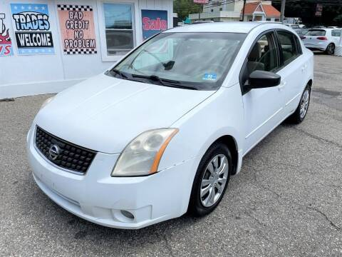 2008 Nissan Sentra for sale at Auto Banc in Rockaway NJ