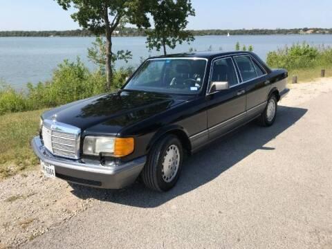 1991 Mercedes-Benz 350-Class for sale at Classic Car Deals in Cadillac MI