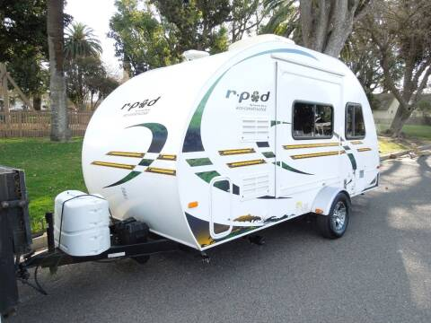 2012 Forest River R-PAD