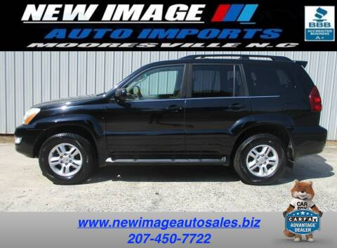 2006 Lexus GX 470 for sale at New Image Auto Imports Inc in Mooresville NC