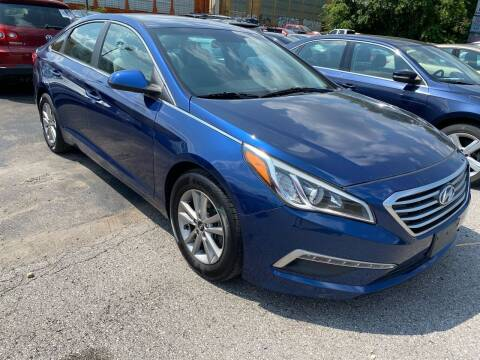 2015 Hyundai Sonata for sale at Tennessee Auto Brokers LLC in Murfreesboro TN
