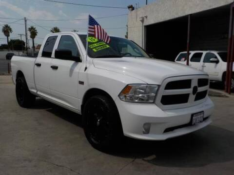 2015 RAM Ram Pickup 1500 for sale at Bell's Auto Sales in Corona CA