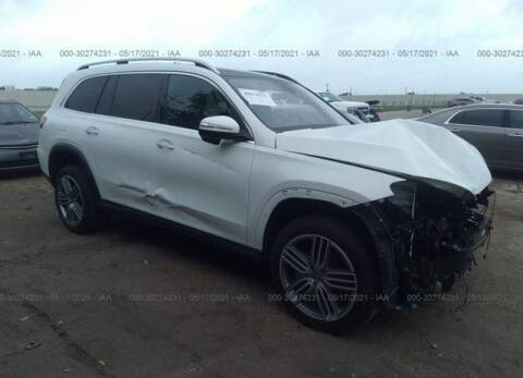 2021 Mercedes-Benz GLS for sale at ELITE MOTOR CARS OF MIAMI in Miami FL