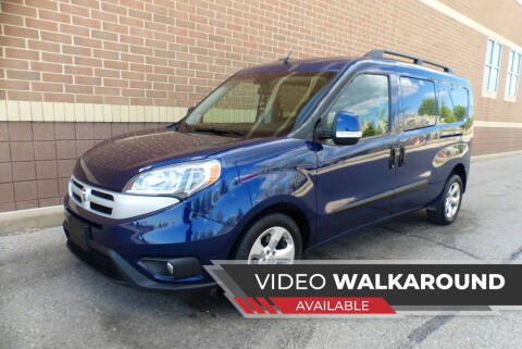 2016 RAM ProMaster City Cargo for sale at Macomb Automotive Group in New Haven MI