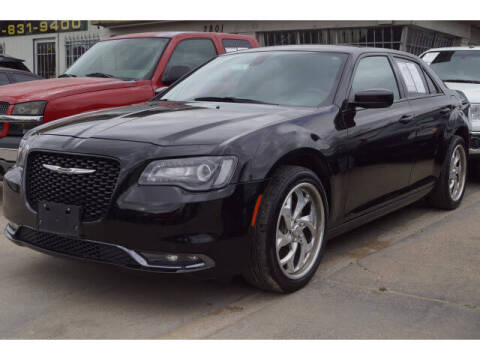 2016 Chrysler 300 for sale at Credit Connection Sales in Fort Worth TX