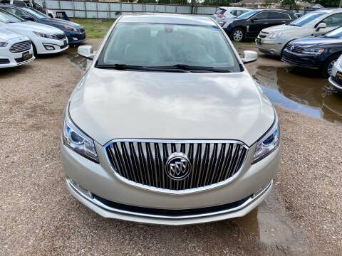 2015 Buick LaCrosse for sale at Good Auto Company LLC in Lubbock TX