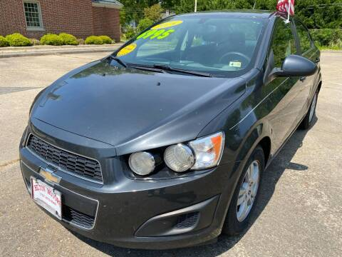 2014 Chevrolet Sonic for sale at Hilton Motors Inc. in Newport News VA