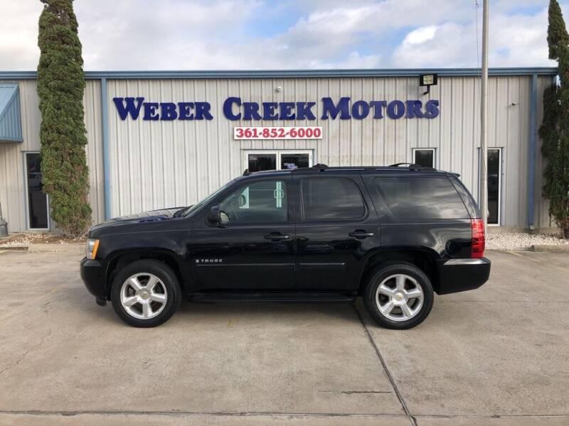 2007 Chevrolet Tahoe for sale at Weber Creek Motors in Corpus Christi TX