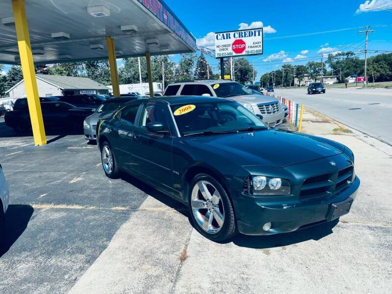 2008 Dodge Charger for sale at Car Credit Stop 12 in Calumet City IL