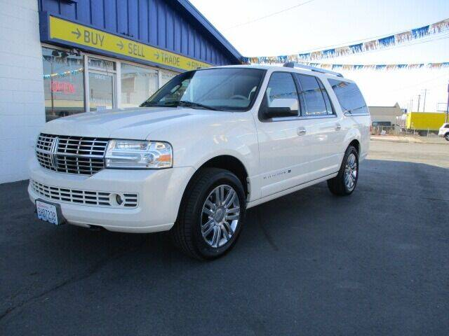 2008 Lincoln Navigator L for sale at Affordable Auto Rental & Sales in Spokane Valley WA