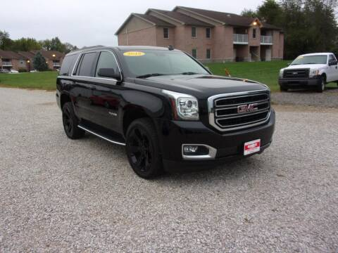 2018 GMC Yukon for sale at BABCOCK MOTORS INC in Orleans IN