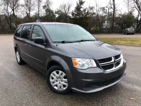2017 Dodge Grand Caravan for sale at The Auto Depot in Raleigh NC