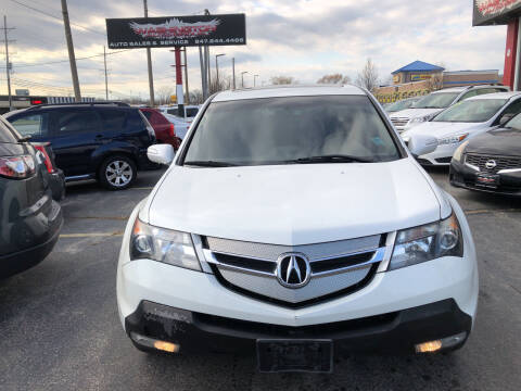 2008 Acura MDX for sale at Washington Auto Group in Waukegan IL