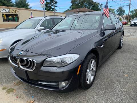 2013 BMW 5 Series for sale at Jerusalem Auto Inc in North Merrick NY