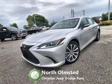 2019 Lexus ES 350 for sale at North Olmsted Chrysler Jeep Dodge Ram in North Olmsted OH