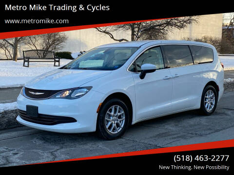 2017 Chrysler Pacifica for sale at Metro Mike Trading & Cycles in Albany NY