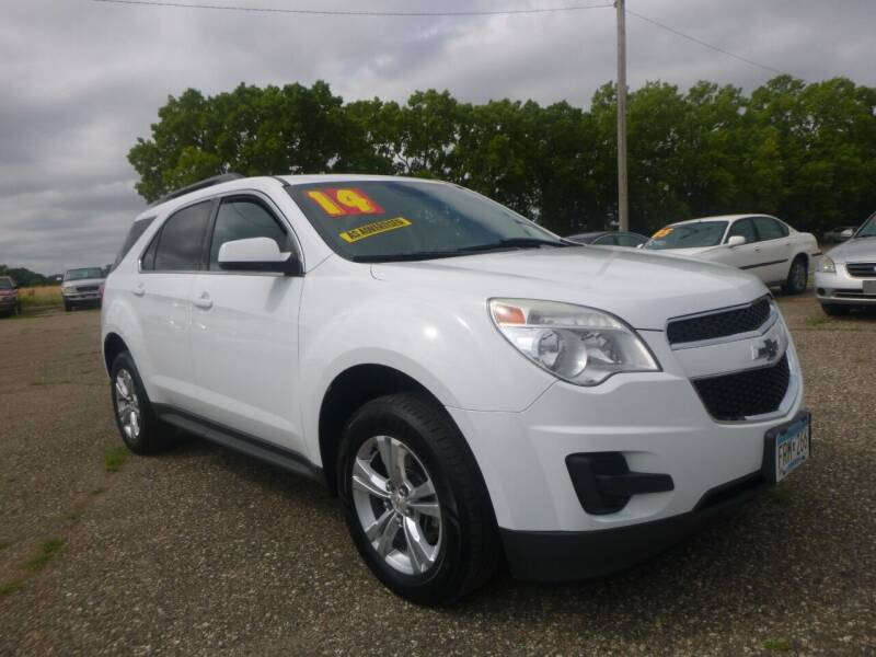2014 Chevrolet Equinox for sale at Country Side Car Sales in Elk River MN