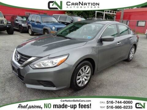 2016 Nissan Altima for sale at CarNation AUTOBUYERS, Inc. in Rockville Centre NY