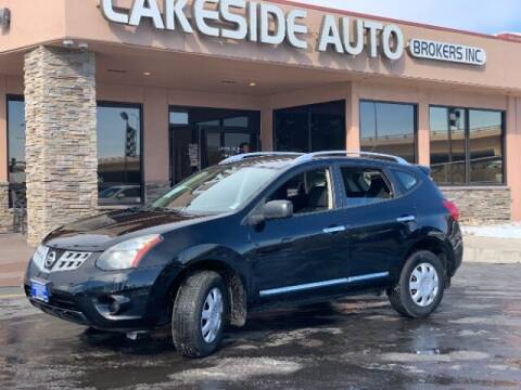 2014 Nissan Rogue Select for sale at Lakeside Auto Brokers Inc. in Colorado Springs CO